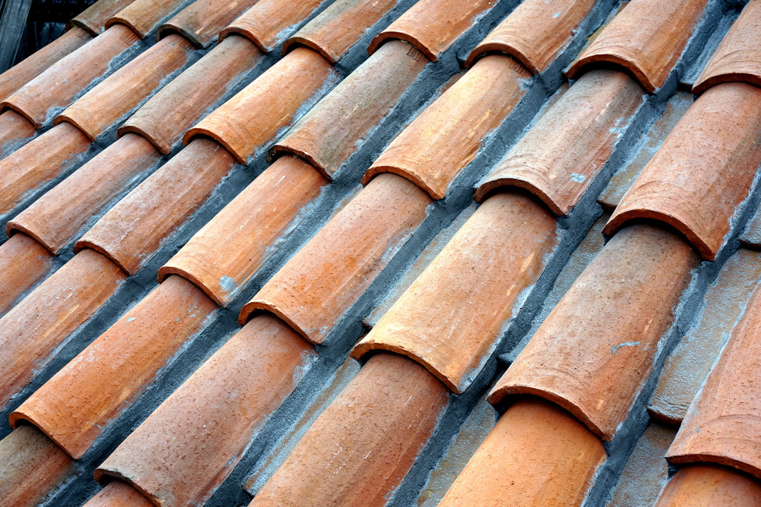 Granada Handmade Barrel Roof Tile Granada Handmade