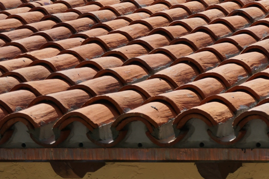 The Process Granada Handmade Barrel Roof Tile